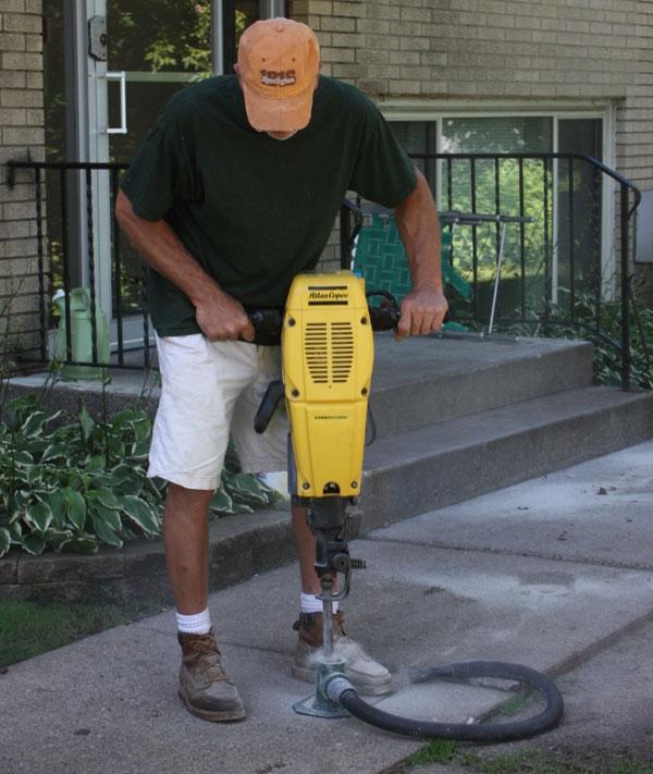 Concrete Repair Twin Cities St Paul